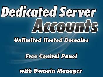 Popularly priced dedicated server services